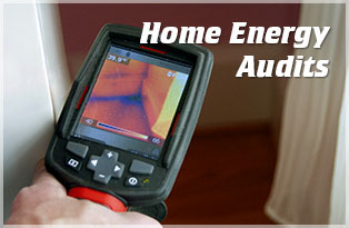 Home Energy Audits in North Carolina