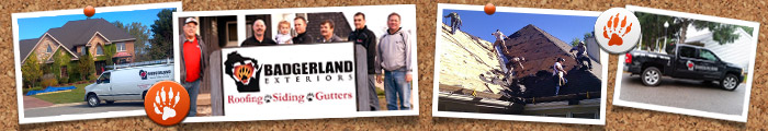 About Badgerland Exteriors in Black Earth, WI