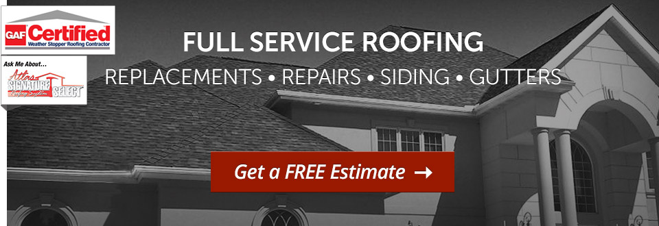 We are Wisconsin's Roofing Experts!
