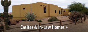 Casitas and In-law apartments