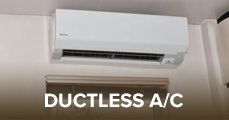 Ductless Air Conditioning in Connecticut & Massachusetts