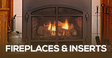 Fireplaces & Inserts in Connecticut, Massachusetts & Rhode Island