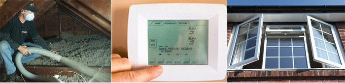 Professional Home Energy Performance Services in Greater Rochester