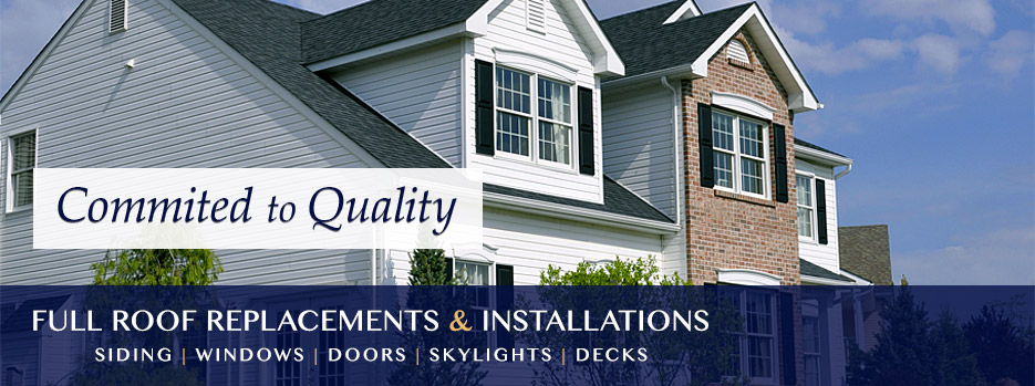 Professional Home Exterior Remodeling Services in Greater Hartford County & Surrounding Areas
