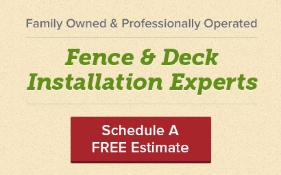 Professional Fence Installation and Custom Decks near Northern Virginia