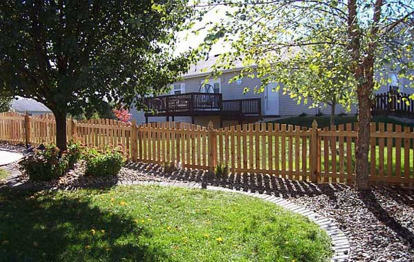Fence Installation Deck Building Services In St Louis