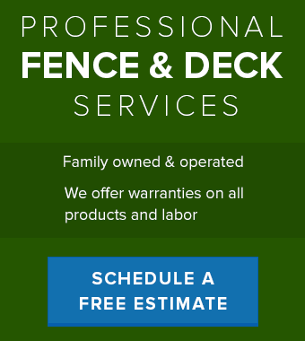 Residential and commercial fence services. Contact us today for a free estimate.