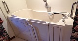 Walk-in tub installation in Saint Louis, IL and MO