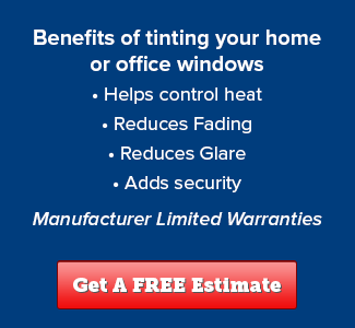 Window Tinting services. Contact us today for a free estimate.