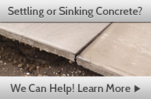 Concrete Leveling and Lifting Services in Greater Montreal