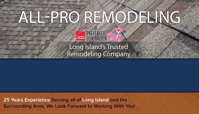 We are the New York Home Remodeling Experts!