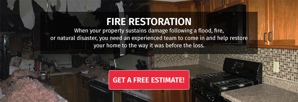 Fire Damage Services by Stash Property Restoration