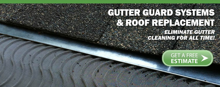 We are the Washington Roofing and Gutter Experts!