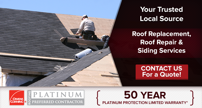 We are the New York Roofing Replacement, Roofing Repair and Siding Services Experts!