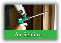 Air Sealing in Greater Huntsville
