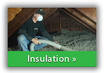 Insulation in Greater Huntsville