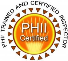 PHII Trained and Certified Inspector