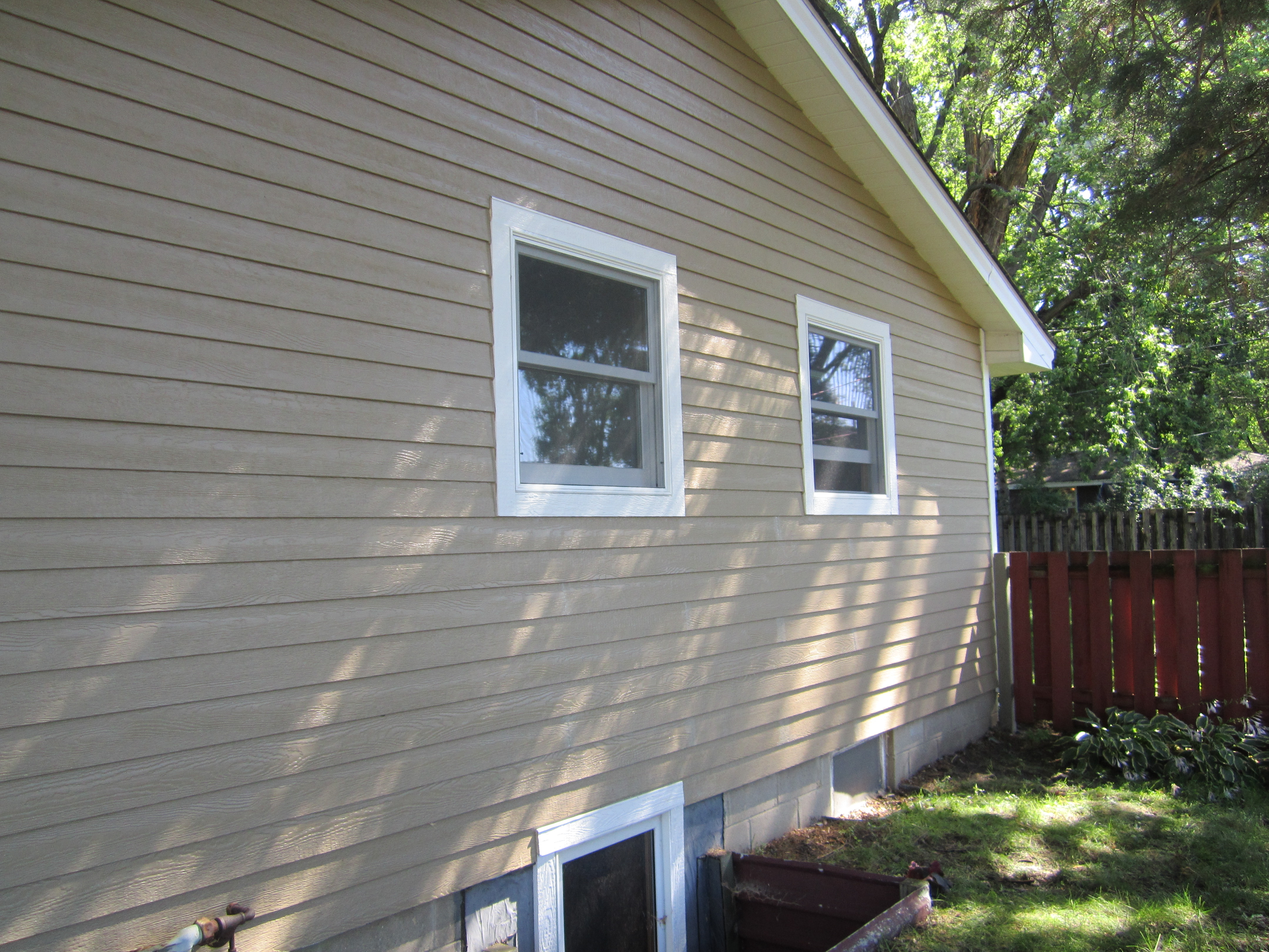 Lp smartside siding across plymouth minnetonka and for Lp smartside color strand
