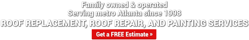 Experienced Home Improvement Company in Greater Atlanta and Marietta
