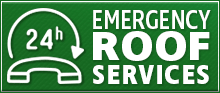 Emergency Roof services from Kaiser Siding and Roofing