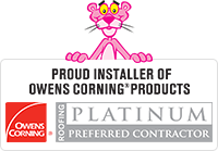 Owens Corning Roofing Platinum Preferred Contractor