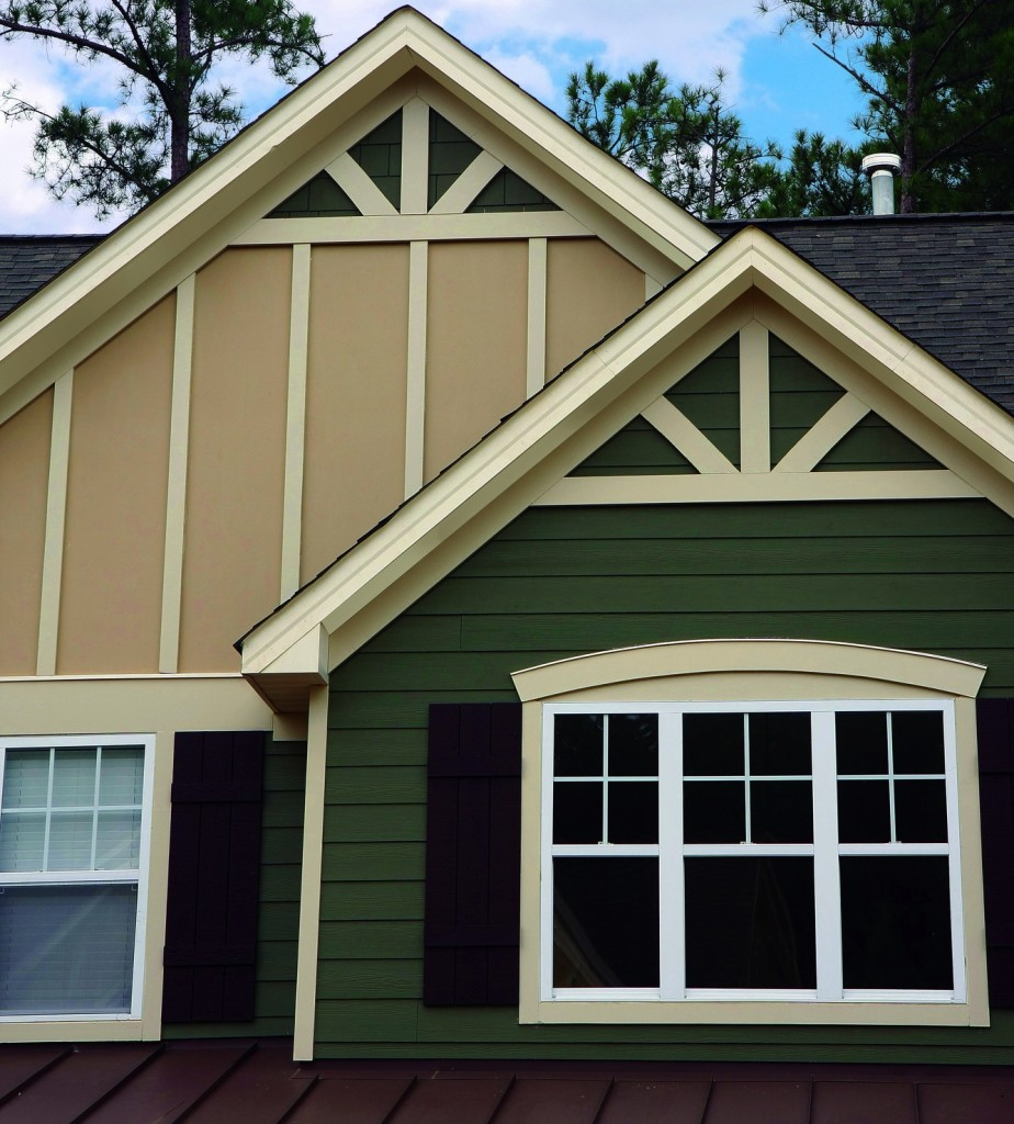 Finding the right siding color for your commercial property for New siding colors