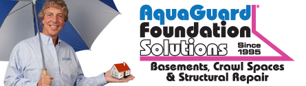 AquaGuard Foundation Solutions Serving