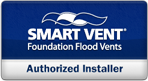 AquaGuard Foundation Solutions is A Smart Vent Authorized Dealer