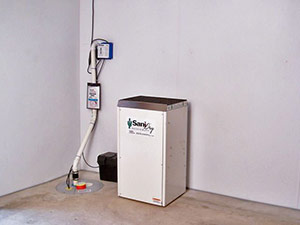 Comparison of Two Basement Dehumidifiers in a Gloucester home