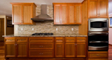 Kitchen cabinet installation in Chicago