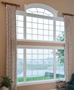 V Class Window by Sunrise Windows