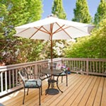Deck restoration and building in Central California