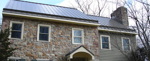 Metal roofing for historic homes