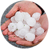 Hail Damage in Greater Twin Cities Metro Area, Eden Prairie, St. Paul, Minneapolis