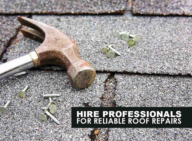 Reliable Roof Repairs