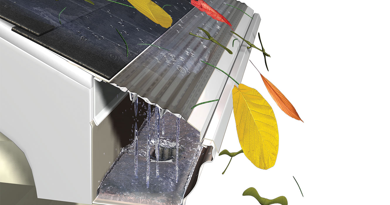 2 Places You Can Find Leaf Guard Reviews Wa Gutters