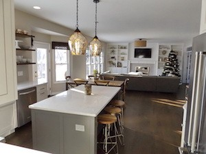 Wood Dale remodeled kitchen