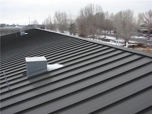 Different types of roofing systems in MI