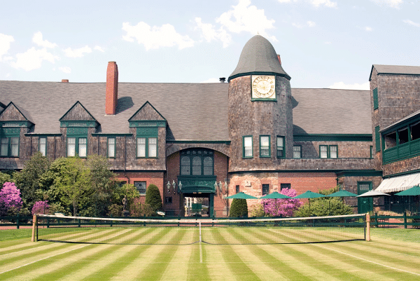 International Tennis Hall of Fame, Newport