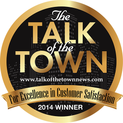 2013 Talk OF the Town Winner