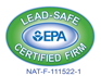Alpha Foundation Specialists is certified LEAD-SAFE company