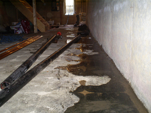 basement moisture control ways to dry out a wet basement