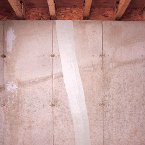 FlexiSpan® basement wall crack repair