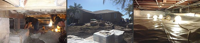 Foundation Repair Contractors in Southern Florida