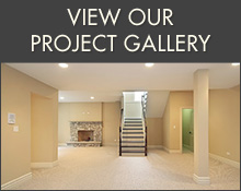 Finished Basements Plus Project Gallery