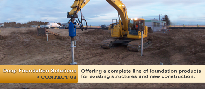 Foundation Stabilzation Services