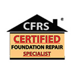CFRS Certified Foundation Repair Specialist