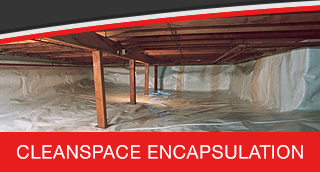 Crawl Space Vapor Barrier System in Greater San Antonio & South Texas