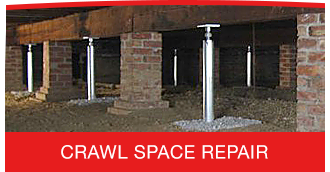 We are the Texas Crawl Space Experts!