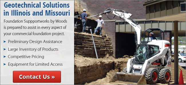 We are the Illinois &  Missouri Basement Waterproofing Experts!